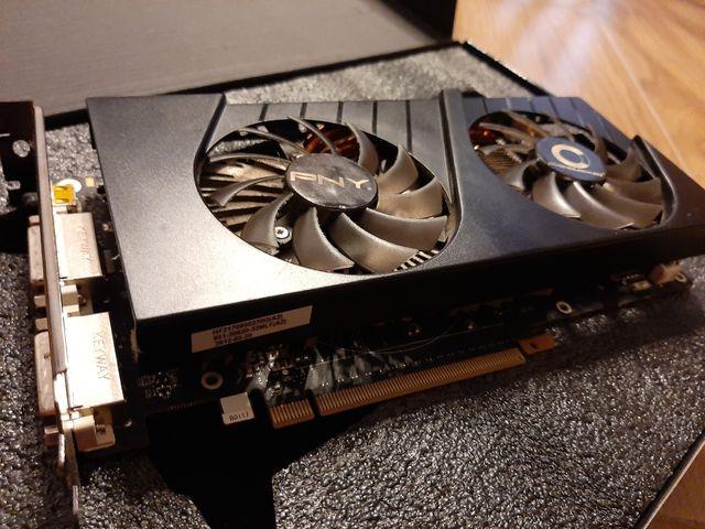 Tarjeta Gráfica PNY GeForce 560 Ti DDR5 1024 Mb