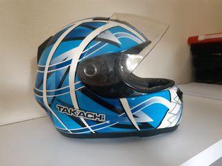 casco de fibra takachi