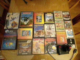 videojuegos Amstrad en disco