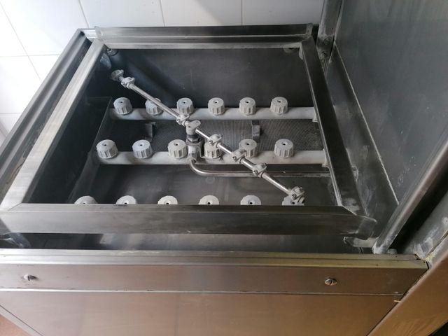 lavaplatos industrial capota