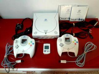 Super Pack Consola Sega Dreamcast