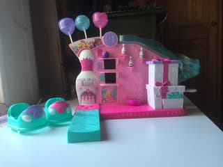 Party game arcade/Bolera SHOPKINS