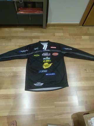 Camiseta enduro motocross