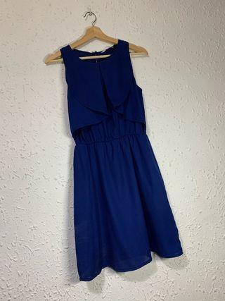 Vestido azul talla M