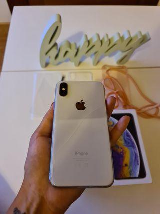 iPhone XS + Carcasas Nuevas