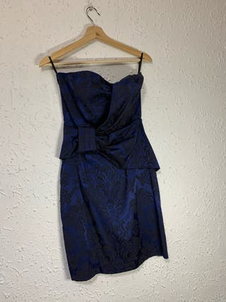 Vestido azul xs