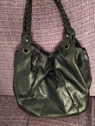 bolso negro grande