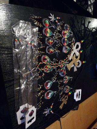 rasta novelties jewellery
