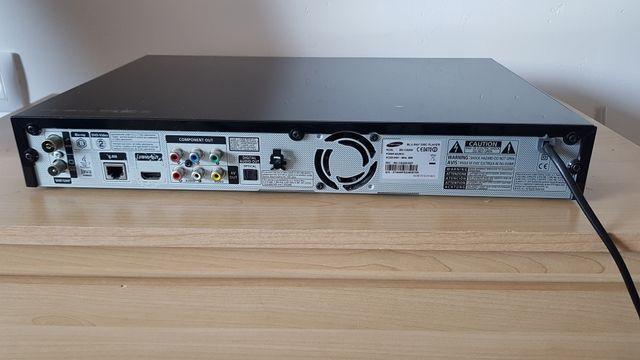 Reproductor Blu-ray i descodificador TDT