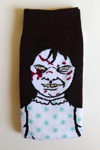 """Calcetines de """"El exorcista"""""""