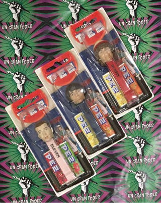 DISPENSADORES PEZ STRANGER THINGS