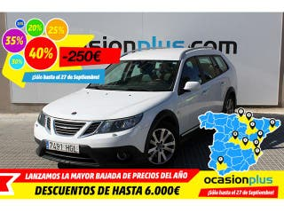 Saab 9-3X 1.9 TTiD Griffin Edition 132 kW (180 CV)