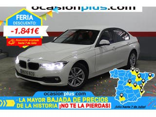 BMW Serie 3 318dA Business 110 kW (150 CV)