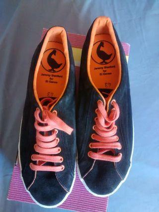 Zapatillas El Ganso con caja