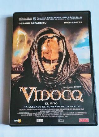 VIDOCQ - Thriller gótico