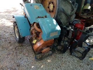 Mula mecánica diesel 12 cv