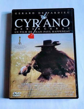 CYRANO DE BERGERAC- DVD