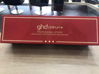 Plancha de pelo GHD platinum+