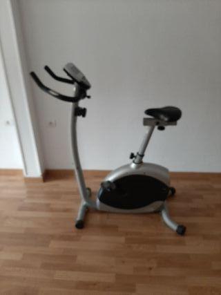 Bicicleta estática Domyos Decathlon