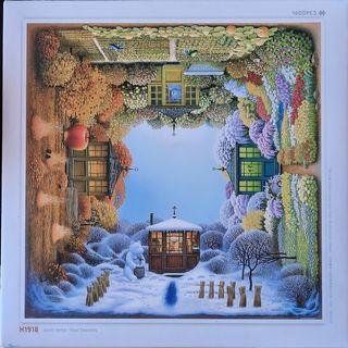 Puzzle Pintoo 1600 piezas. Four seasons