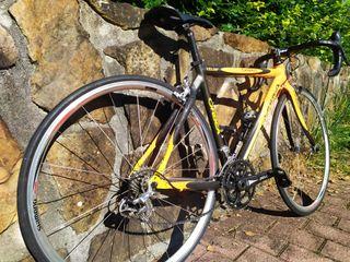 bicicleta de carretera orbea negociable