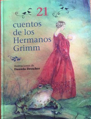 21 cuentos de los hermanos Grimm de ing Edicions