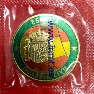 Moneda 175 aniversario Guardia Civil
