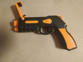 pistola juegos