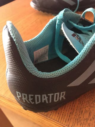 Zapatillas Fútbol Predator Niño