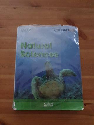 Natural Sciences 2 Eso,Ingles