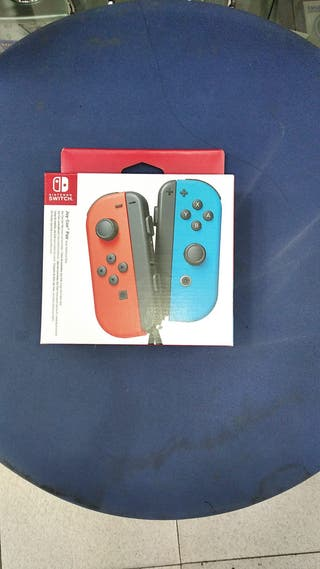Mandos Nintendo Switch Joy con pair nuevos TIENDA