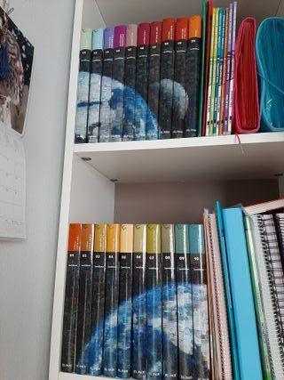 20 libros enciclopedia del estudiante