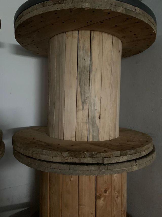 Bobinas de madera