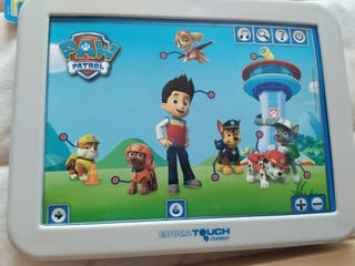 Tablet educa Patrulla Canina