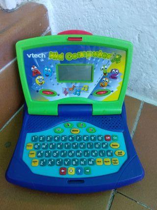 Regalo ordenador infantil