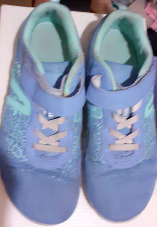 Zapatillas niña Decathlon - 35