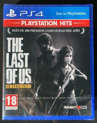 Juego PS4 The Last Of Us Remastered (PRECINTADO)