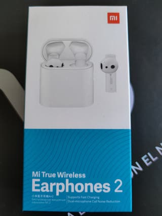 Xiaomi Mi True Wireless 2. Cascos Inalámbricos