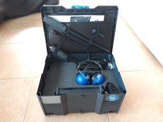 Detector ultrasonidos