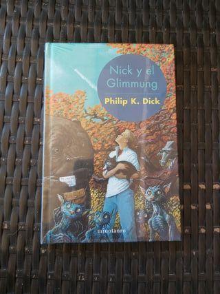 Nick y el Glimmung libro
