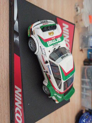 Porsche 911 Ninco Scalextric