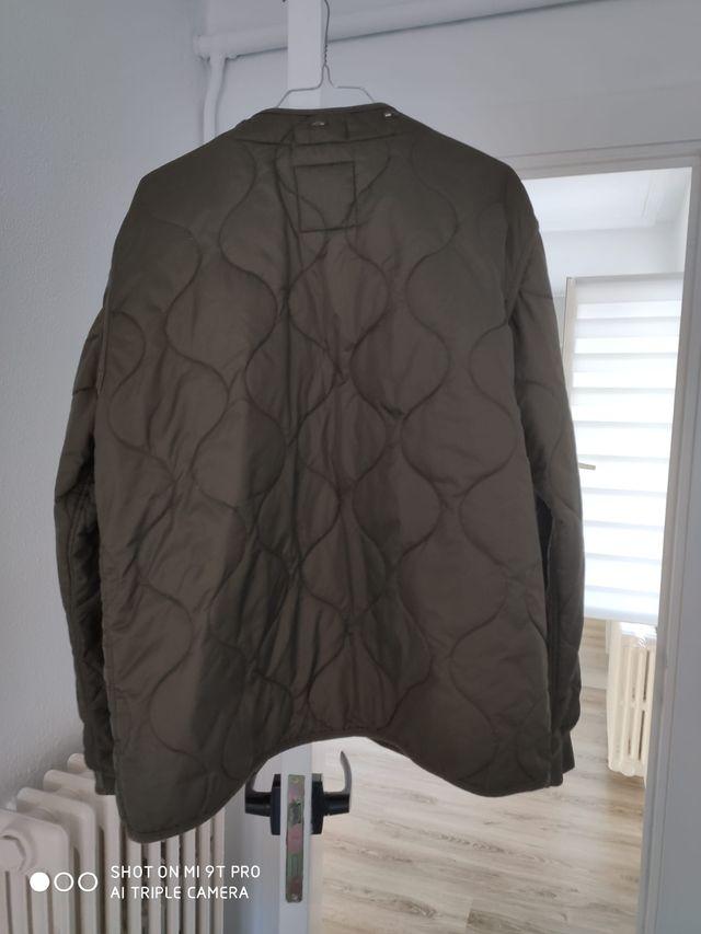 chaqueta militar schott talla XL