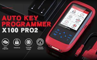 Original XTOOL X100 Pro2 OBD2 Auto Key Programador
