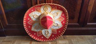 Sombrero Mexicano original marca Pigalle