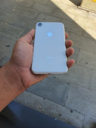 I PHONE XR 64GB BLANCO