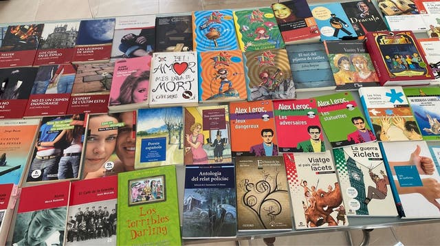 100 libros de lectura infantiles y juveniles