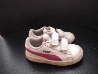 zapatillas Puma niña T23