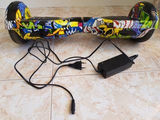 Hoverboard - Patinete eléctrico + cargador
