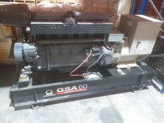 Generador diesel Deutz con 80 horas +cuandro inclu