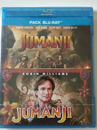Juanjo pack. bluray